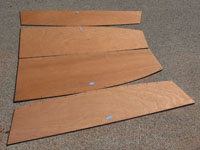 easy to make from marine plywood